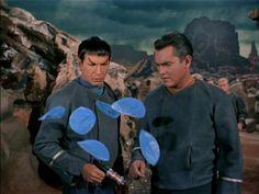 4/04/15  9:20p Star Trek Pilot  ''The Cage/The Menagerie  TV Series Leonard Nimoy Jeffrey Hunter  1964/1966