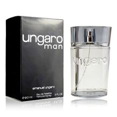 Emanuel Ungaro - UNGARO MAN edt vaporizador 90 ml