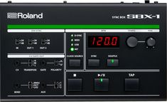 SBX-1: SYNC BOX Multi-format Sync for Computers and Electronic Instruments
