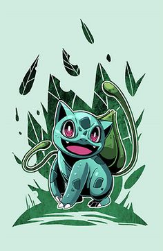 dotcore: Pokémon Starters. by Wei Jing. Check... | GamesNEXT