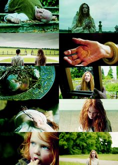 Sophie Turner in The Thirteenth Tale The Thirteenth Tale, Nerd Love, Scene Photo, Film Stills, Sophie Turner, On Set, Movies And Tv Shows, Light Colors, Abandoned