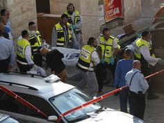 BREAKING: Hamas Praises Terror Attack At Jerusalem Synagogue That Leaves 4 Worshippers Dead ***UPDATE: Reports are now circulating that three AMERICANS may be among those slaughtered at the synagogue in Jerusalem.