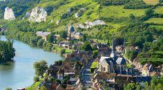 Les Andelys, Richard the Lion-Hearted castle ruins