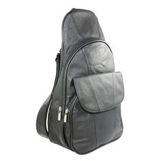 Genuine Leather Backpack Chest Pack Daypack Sling Bag Shoulder Bag *** Click image to review more details. (This is an Amazon Affiliate link and I receive a commission for the sales)