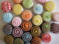 Mini alfajores decorados | Flickr - Photo Sharing!
