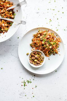 Lower Excess Fat Rooster Recipes That Basically Prime Marokkansk Salat Med Kikrter, Gulerdder Og Quinoa Easy Salads, Easy Meals, Cottage Cheese Salad, Breakfast Recipes, Dinner Recipes, Raw Broccoli, Salad Dishes, Pot Pasta, Dinner Salads