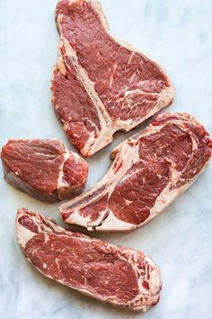 The 4 Cuts of Steak You Should Know — Meat Basics | The Kitchn