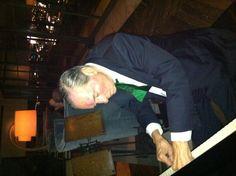 William Eggleston, on the keys, Soho House, Hollywood
