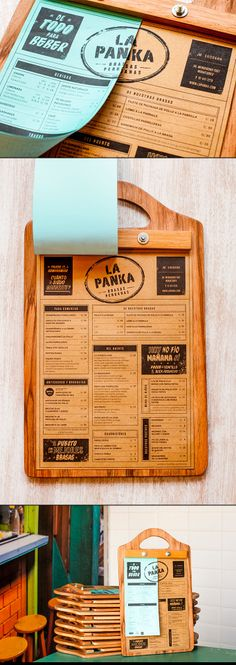 Fresh Ideas of Menu Design for Café 31 Restaurant Menu Designs www.designlisticl The post Fresh Ideas of Menu Design for Café appeared first on Design Ideas. Food Design, Design Blog, Cafe Design, Print Design, Graphic Design, Design Design, Drink Menu Design, Menu Card Design, Custom Design