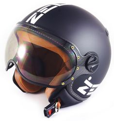 Capacete Jet scooter
