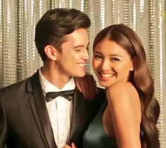 """""""She clearly has everything"""" - James Reid (2016)pic.twitter.com/vXg05Nz7lO Nadine Lustre Makeup, James Reid Wallpaper, Couples Modeling, Filipina Actress, Jadine, Celebs, Female Celebrities, Sweet Couple, Couple Photography"""
