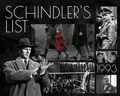"Schindler's List (1993) - One Of The Most Beautiful Movies From The Last 50 Years  --  Spielberg on his decision to shoot the film in black and white: ""The Holocaust was life without light. For me the symbol of life is color. That's why a film about the Holocaust has to be in black and white."" - Justine Zwiebel / BuzzFeed / Amblin Entertainment"