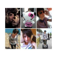Danisnotonfire and AmazingPhil ❤ liked on Polyvore