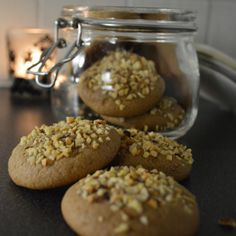 Nougatkakor - Recept - Mitt Kök