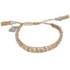 Chloe Sand Bracelet at The Paper Store