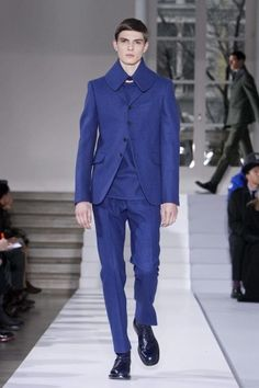 Jil Sander @ Milan Menswear A/W 2013