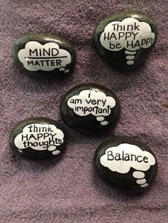 Get creative with these DIY painted rocks. From mandala rocks to easy painted rock crafts for kids, there are plenty of ideas for inspiration. Pebble Painting, Pebble Art, Stone Painting, Diy Painting, Painting Lessons, Rock Painting Ideas Easy, Rock Painting Designs, Stone Crafts, Rock Crafts