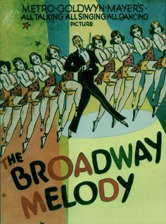 The Broadway Melody Oscar 1929