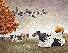 Change of Season, The Artwork of Lowell Herrero