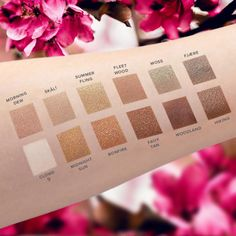 Dette er The Ultimate Shade Palette! Midnight Sun, Fitbit Flex, Spelling, Letter, Cosmetics, Kit, Eyes, Makeup, Make Up