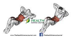 © Sasham | Dreamstime.com – Exercising for bodybuilding. Climbs the trunk