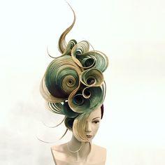 呢個波波無難度😎😎就其😅 #hairstyle #hair #hairdo #hairup #hairstyles #hairdresser #avantgardehair #avantgarde#creativehair #hairshow #美容師募集 #美容師アシスタント…