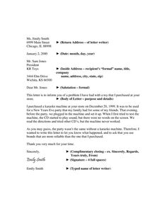 How To Write Better Business Letters Pdf  The Best ExpertS