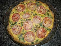 New Beautiful Me: Spinach Frittata Medifast lean and green meal