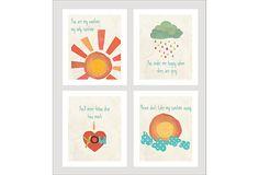 You Are My Sunshine Collection on OneKingsLane.com