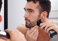 Tondre barbe 3 jours