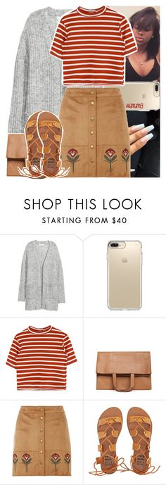 """""""🍱"""" by lamamig ❤ liked on Polyvore featuring Speck, Maison Margiela, Dorothy Perkins and Billabong"""