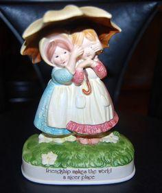 Hollie Hobbie 1974 Vintage Friendship makes by greenvillegirl65, $15.99 #secretsistergift #vintageholliehobbie