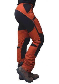 Nordwand Pro Pants, Women's Rusty Orange