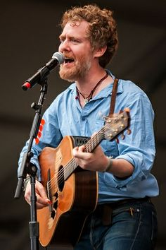 Glen Hansard. My all time favorite singer/songwriter. Going through yet another obsession with this man.