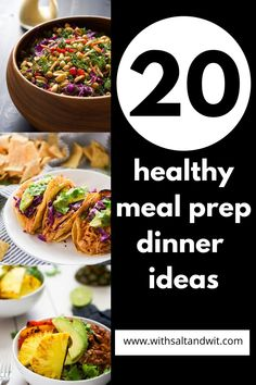 If you are looking for healthy meal prep dinner ideas for those busy nights or to prepare dinner for later in the week, this a healthy recipe here for you! Slow Cooker Freezer Meals, Healthy Freezer Meals, Healthy Weeknight Dinners, Healthy Meal Prep, Easy Clean Eating Recipes, Healthy Breakfast Recipes, Easy Dinner Recipes, Spicy Recipes, Easy Chicken Recipes