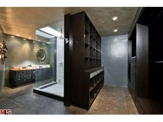bathroom/ closet