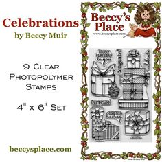 Beccy's Place - Celebrations