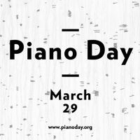 Piano Day 2015 Playlist by Nils Frahm on SoundCloud Piano, March, Day, Desktop, Flow, Pianos, Mac
