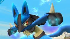 Lucario, Super Smash Bros, wii U<-- XD you don't know how happy I am!! http://amzn.to/2luw5mX