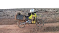 How much can a DRZ carry?