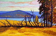 Okanagan Lake Shore