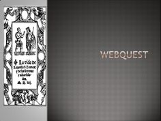 Webquest Lazarillo de Tormes Ap Spanish, School Daze, Author, Classroom, Culture, Teaching, Education, Spanish Classroom, Languages