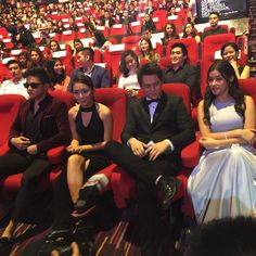 """#Lizquen #Kathniel #pushawards"""