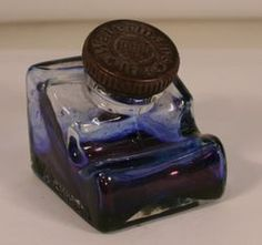 glass ink jars - Google Search