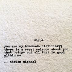 Blinking Cursor Series No. 475 #adeianmichael #typewriter #poetry #quotes