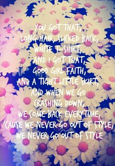 Style-Taylor Swift