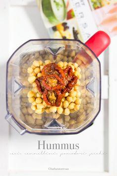 Hummus con ceci, can