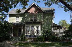 C.Z. Culver House in Orange County, California