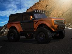 Will The 2020 Ford Bronco Out Box Jeep Auto Concepto