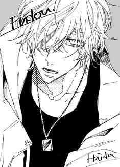 Touma Fudou Best Cursive Fonts, Manhwa, Boy Cat, Manga Boy, Cute Anime Boy, Kawaii Drawings, Anime Characters, Fictional Characters, Erotic Art